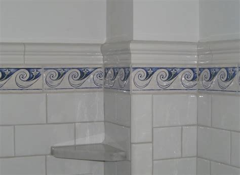 decorative bathroom tile borders decorative handmade ceramic tile decorative handmade