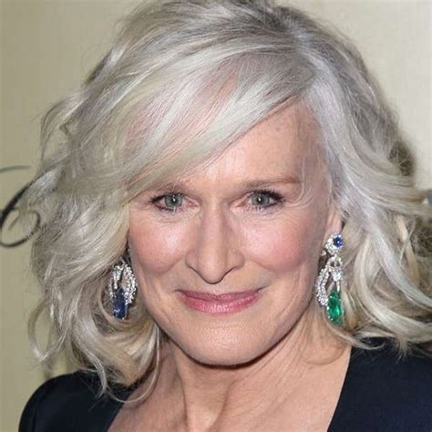 gray hair at 60 years best sexy hairstyles for mature women over 50 60 70
