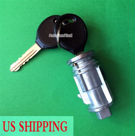ignition key switch lock cylinder  chrysler dodge jeep