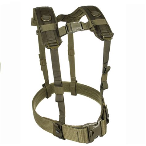 load bearing suspenders harness