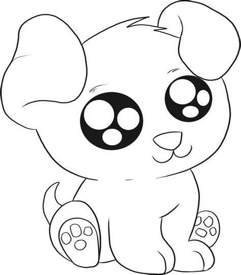 coloring pages baby dogs cute puppy coloring sheets coloring