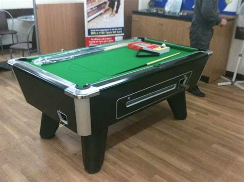 pool table installation in abergele wales pool