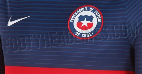 X P H Ng World Cup 2018 Unique Nike Chile 2018 Pre Match Jersey Leaked Footy