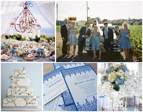 baby blue wedding table decorations photograph published m