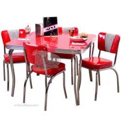 inspiring retro dining sets 5 50s style retro kitchen