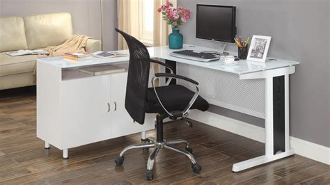 Home Office Furniture Australia Buy Apex 1600mm Office Desk White Harvey Norman Au
