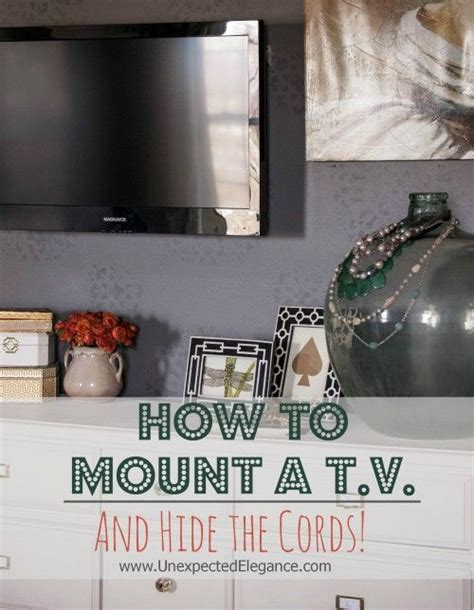 how to hide l cords 1000 images about tv cover up on