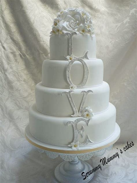 1 Tier Wedding Cake Prices - tips and ideas to make 4 tier wedding cakes for your big