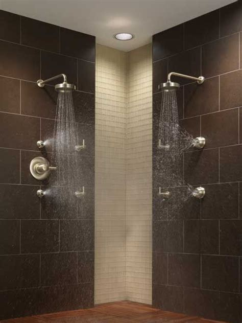 Room Shower Heads by Best 25 Dual Shower Heads Ideas On