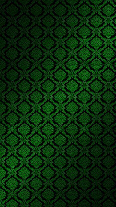 keren hijau hitam wallpapersc android