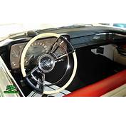 Interior Dashboard &amp Speedometer Of A 1959 Lincoln