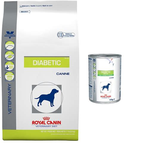 food for diabetic dogs royal canin veterinary special diets diabetic food