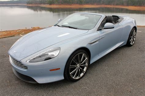 2013 aston martin db9 2013 aston martin db9 volante drive and road test