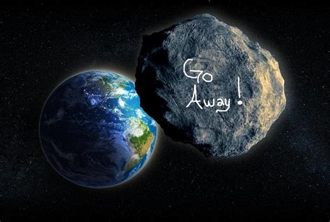 spray paint earth spray painting asteroids could protect earth from disaster