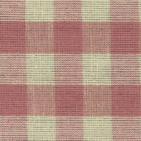 gingham upholstery fabric vichy pink gingham fabric