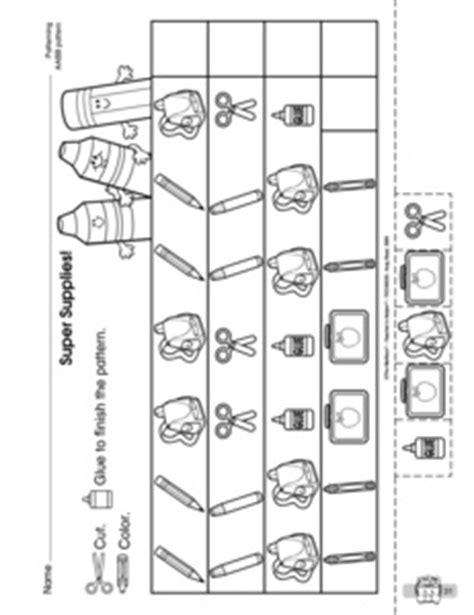 types of pattern for kindergarten results for ab pattern kindergarten worksheet guest