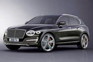 Bentley Suv New Baby Bentley Bentayga To Help Bentley Sales