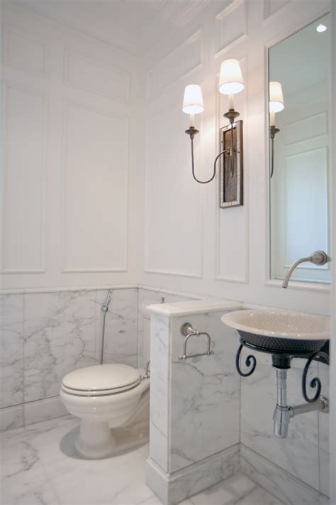 Modern Classic Bathroom by Modern Classic Style Bathroom Bathroom Toilet