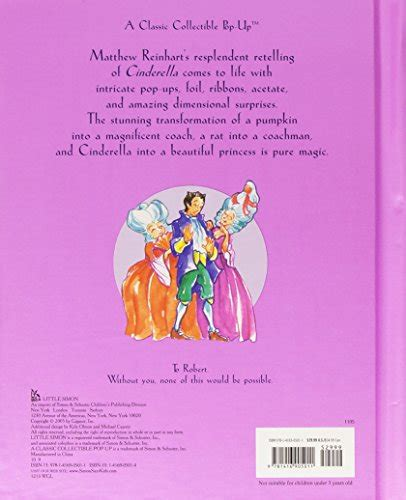 cinderella a pop up fairy 1416905014 kindle store kindle books cinderella a pop up fairy tale classic collectible pop up