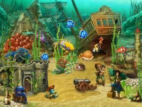 Fun Aquarium 3D Screensaver , Aquarium , screensaver , nature