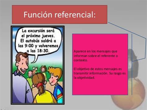 imagenes de informativa o referencial funciones y dimensiones del lenguaje