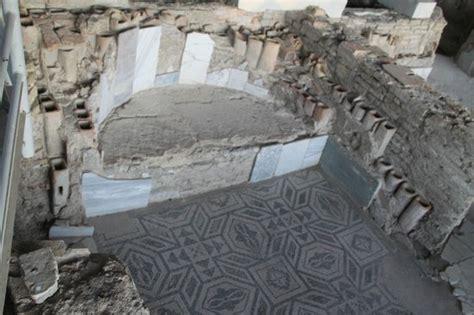 parco fregatura particolare villa romana foto di parco archeologico