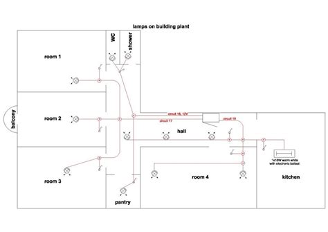 file wiring diagram of 4 room apartment pdf wikimedia