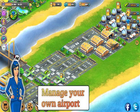 download mod game airport city city island airport v2 0 5 apk mod money free download