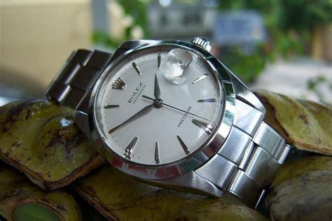 Dress Jam Asli Bagus jam tangan for sale rolex oysterdate ref 6694 circa 60 s