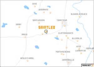 leo united states usa map nona net