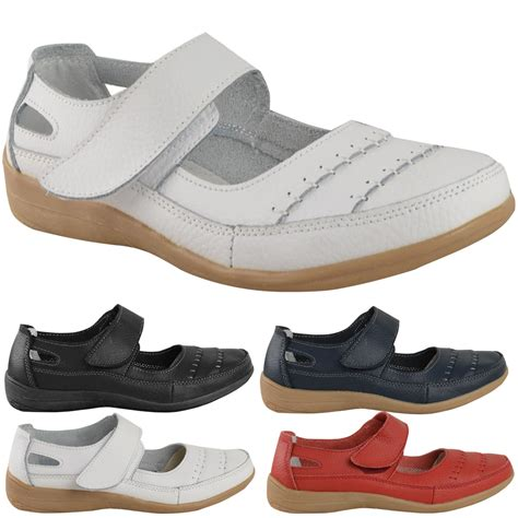 comfort sandals for walking womens ladies leather comfort walking casual sandals mary
