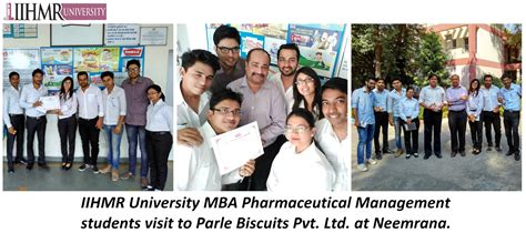 Mba Healthcare India by Iihmr A Premier Healthcare India