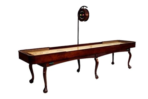 9 foot edmore shuffleboard table mcclure tables