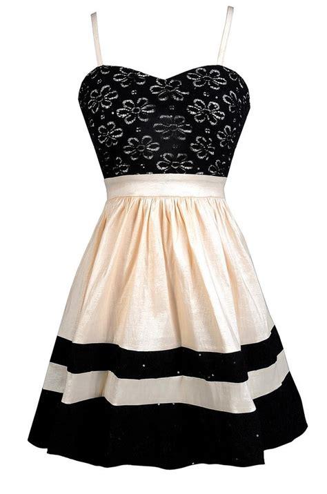 Cutie Dress black and a line dress black and lace dress