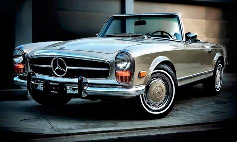 Felicidades, Pagoda: 50 años del Mercedes 230 SL