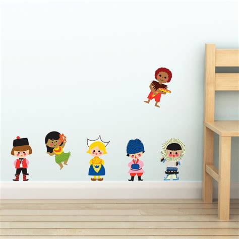 disney characters wall stickers disney small world character wall decals disney pickture