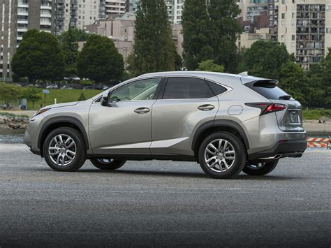 suv lexus 2017 new 2017 lexus nx 200t price photos reviews safety
