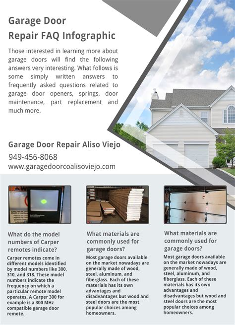 Garage Door Repair Aliso Viejo About Us 949 456 8068 Garage Door Repair Aliso Viejo Ca