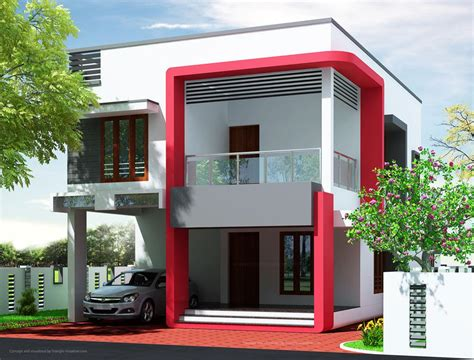 home design experts modern house elevation gharexpert