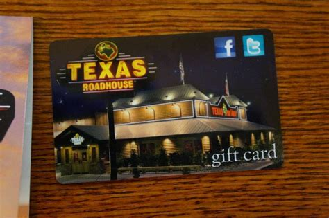 Texas Roadhouse Gift Card Discount - 50 gift card to texas roadhouse fundraiser for we are ethanstrong k bid