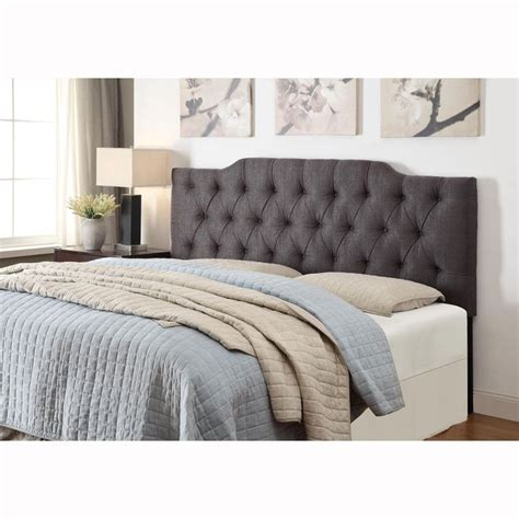 King Tufted Headboard Diy by 25 Best Ideas About King Size Upholstered Headboard On