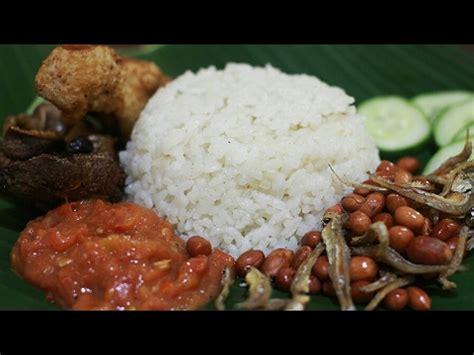 resep masakan nasi uduk betawi youtube