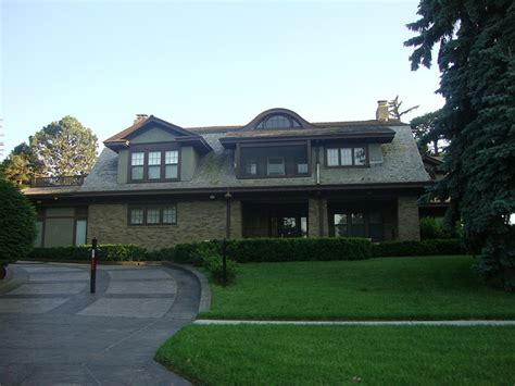 front view of warren buffett s home in omaha flickr