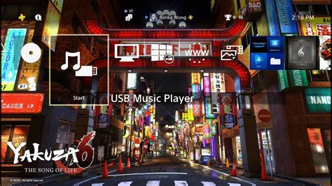 ps4 themes location yakuza 6 the song of life locations theme ps4 youtube