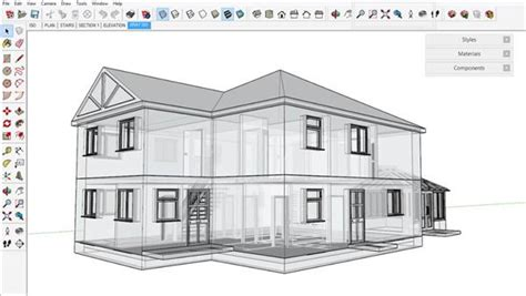 Sketchup Course Tutorial Dicd 13b sketchup for architecture fundamentals lynda