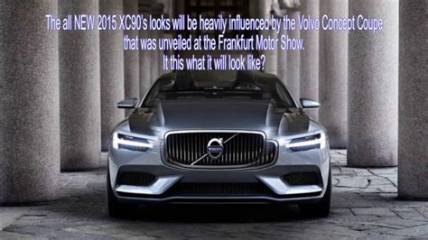 version   volvo xc morphing  concept coupe ver  youtube