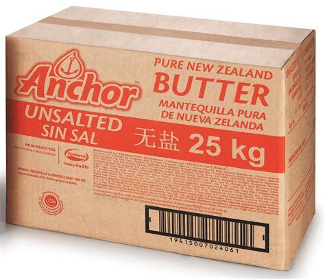 Butter Anchor Unsalted 25kg Murah b譬 phomai kem s盻ョa t豈譬i