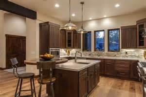 Kitchen Design Center Sacramento Kitchen Design Center Trailside Builders Greys Crossing Rustic Kitchen Sacramento By