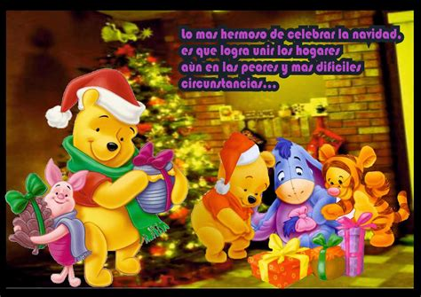 imagenes animadas de winnie pooh en navidad frases navidad corel winnie pooh te desea feliz navidad