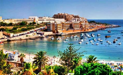 best resorts in malta beaches in malta and gozo malta